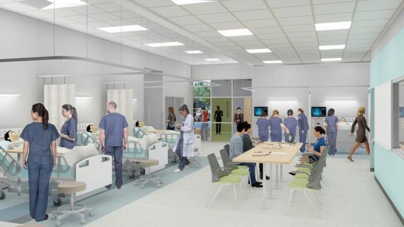 Nursing Learning Center | Pacific Lutheran University