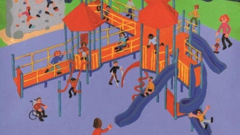 Adaptive Playground | Jefferson Co., WA